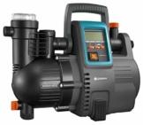Gardena Comfort Hauswasserautomat 5000/5E LCD: Hauswasserpumpe mit LC-Display, energiesparend, Fördermenge 5000 l/h, 1300W Motor mit Thermoschutzschalter, Trockenlaufsicherung (1759-20) - 1