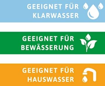T.I.P. 31140 HWW 4500 INOX Hauswasserwerk - 7